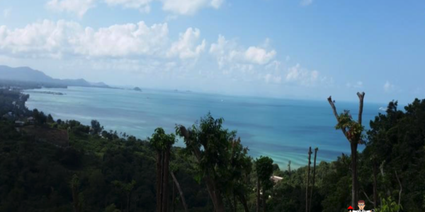 1.5 Rai Sea View Land - Lam Yai, Koh Samui - For Sale - Doctor Property Real Estate
