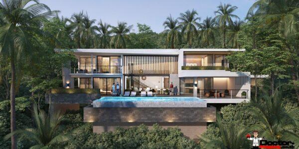 3 Bed Sea View Pool Villa - Bang Makham, Koh Samui - For Sale - Doctor Property Real Estate