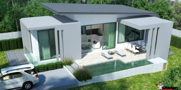 2 Bed Pool Villa With Garden - Chaweng, Koh Samui - For Sale - Doctor Property Real Estate