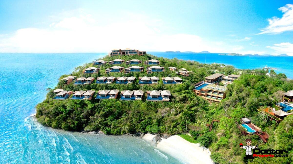 4 Bedroom Luxury Sea View Villa - Sri Panwa Estate - Cape Panwa - Phuket - for sale