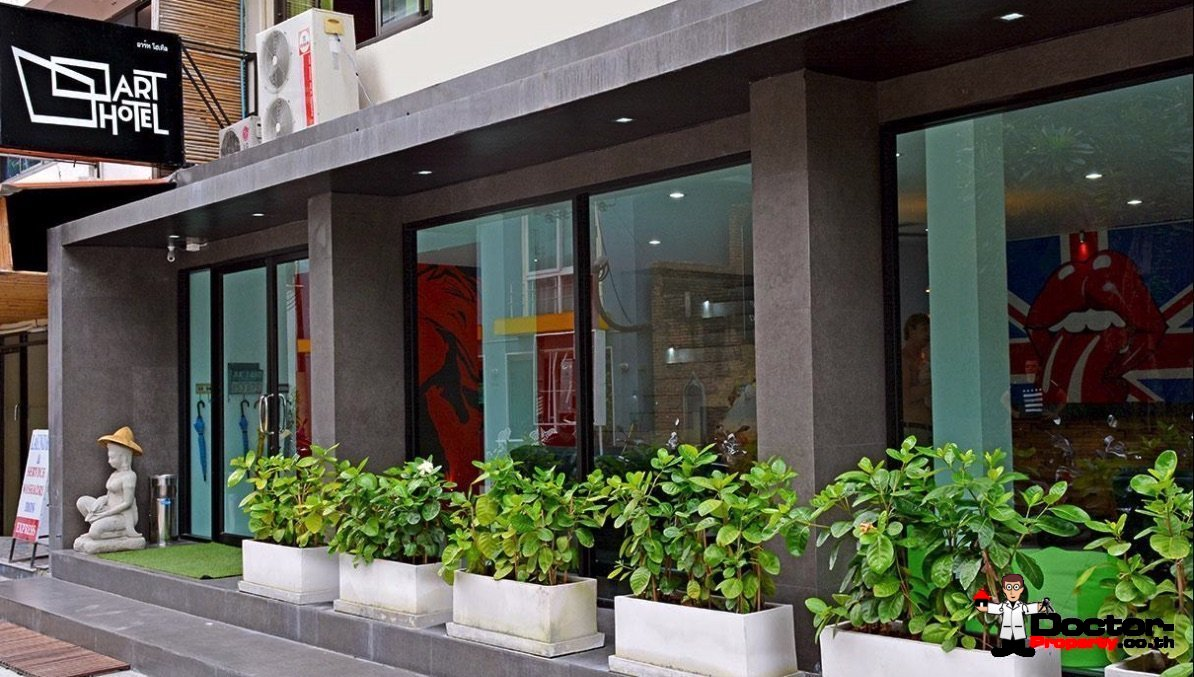 40 Bed Hotel in Chaweng Beach Koh Samui for sale - Real Estate Doctor Property