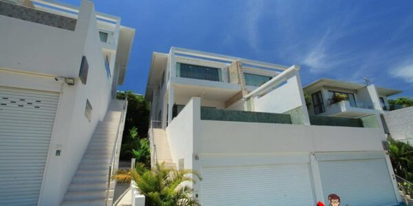 4 Bed Sea View Pool Villa - Choeng Mon, Koh Samui - For Sale - Doctor Property Real Estate