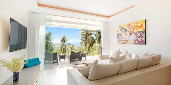 Apartment with Sea View - Mae Nam, Koh Samui - For Sale - Doctor Property Real Estate
