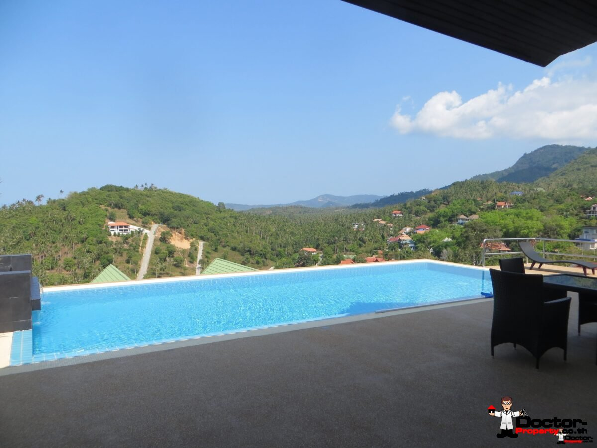 Amazing 2 Bedroom Villa with Sea View in Bang Por - Koh Samui for sale - Real Estate Doctor Property