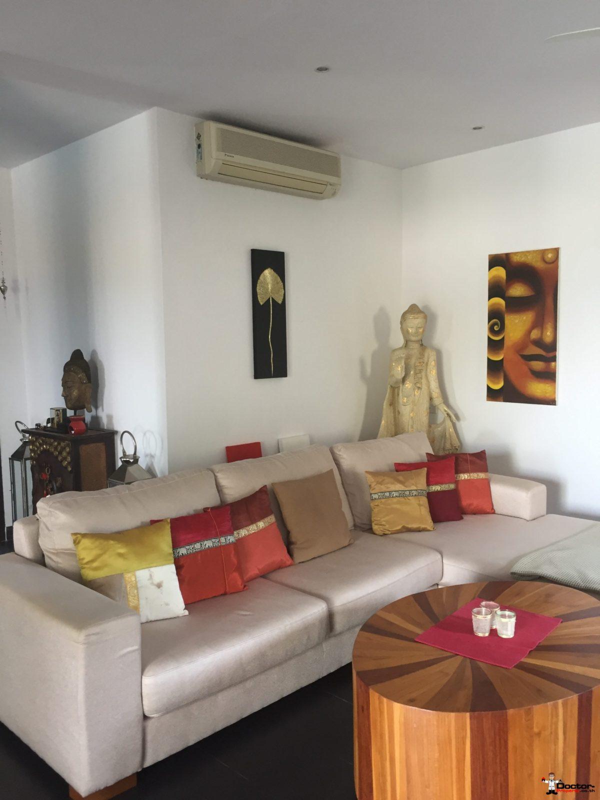 Amazing 2 Bedroom Villa with sea view in Bang Por - Koh Samui for sale