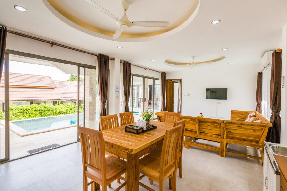 New finished 3 Bedroom Villa in Bophut, Koh Samui – For Sale - Real Estate - Doctor Property