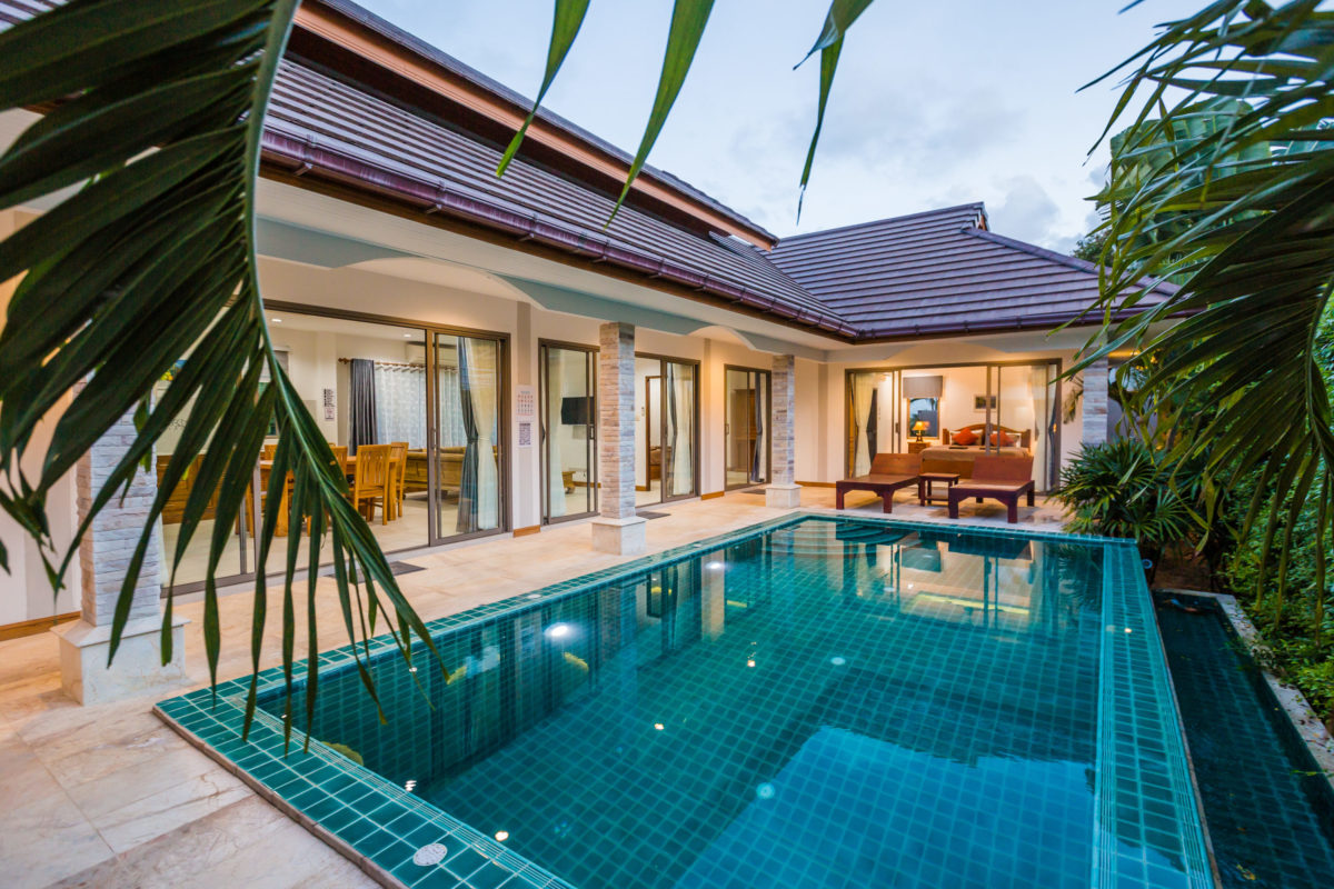 New finished 3 Bedroom Villa in Bophut, Koh Samui – For Sale - Real Estate - Doctor Property