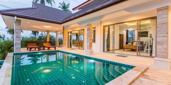 New finished 3 Bedroom Villa in Bophut, Koh Samui – For Sale - Real Estate Doctor Property