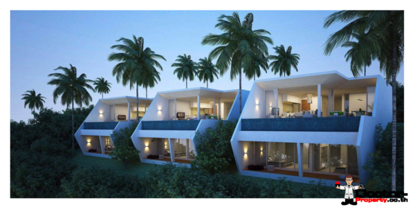 New 4 Bedroom Villa with sea view for sale : Real Estate Doctor Property