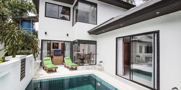 3 Bedroom Pool Villa Close to Beach - Ban Tai, Koh Samui - For Sale - Doctor Property Real Estate