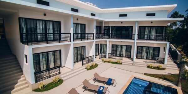 12 Room Aparthotel - Bo Phut, Koh Samui - For Sale