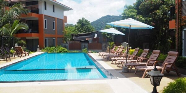 37 Room Health Resort/Hotel - Lamai Beach, Koh Samui - For Sale - Doctor Property Real Estate