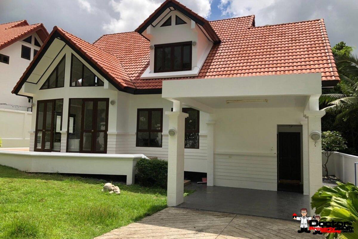 3 Bedroom House - Bo Phut, Koh Samui - For Sale - Doctor Property