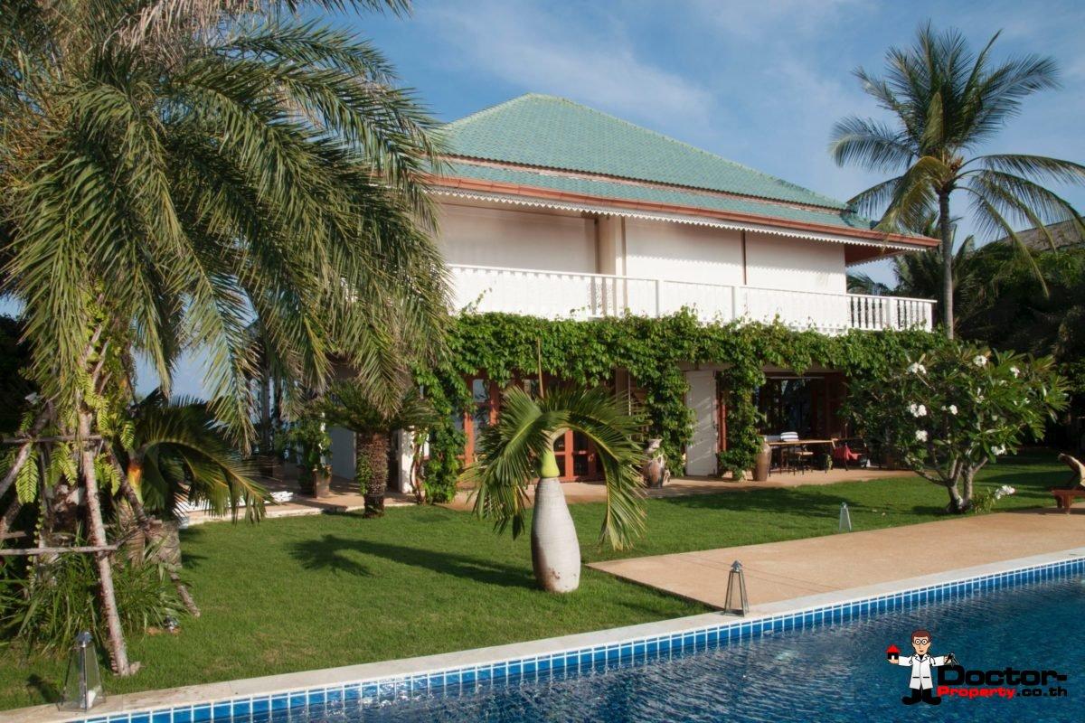 4 Bedroom Pool Villa with Double Sea Views - Plai Laem, Koh Samui - Doctor Property Real Estate