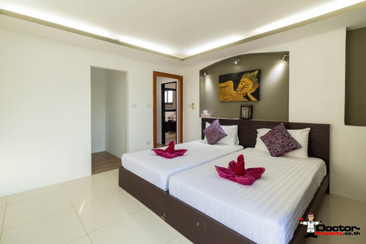 Villa and Apartments with Sea View - Bo Phut, Koh Samui - Doctor Property Real Estate
