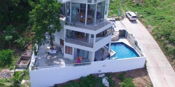 5 Bedroom Sea View Pool Villa - Plai Laem, Koh Samui - For Sale - Doctor Property Real Estate