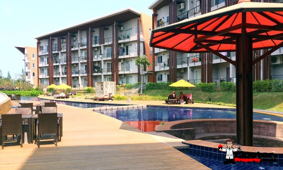 1 Bedroom Condo Unit - Bo Phut, Koh Samui - Doctor Property Real Estate