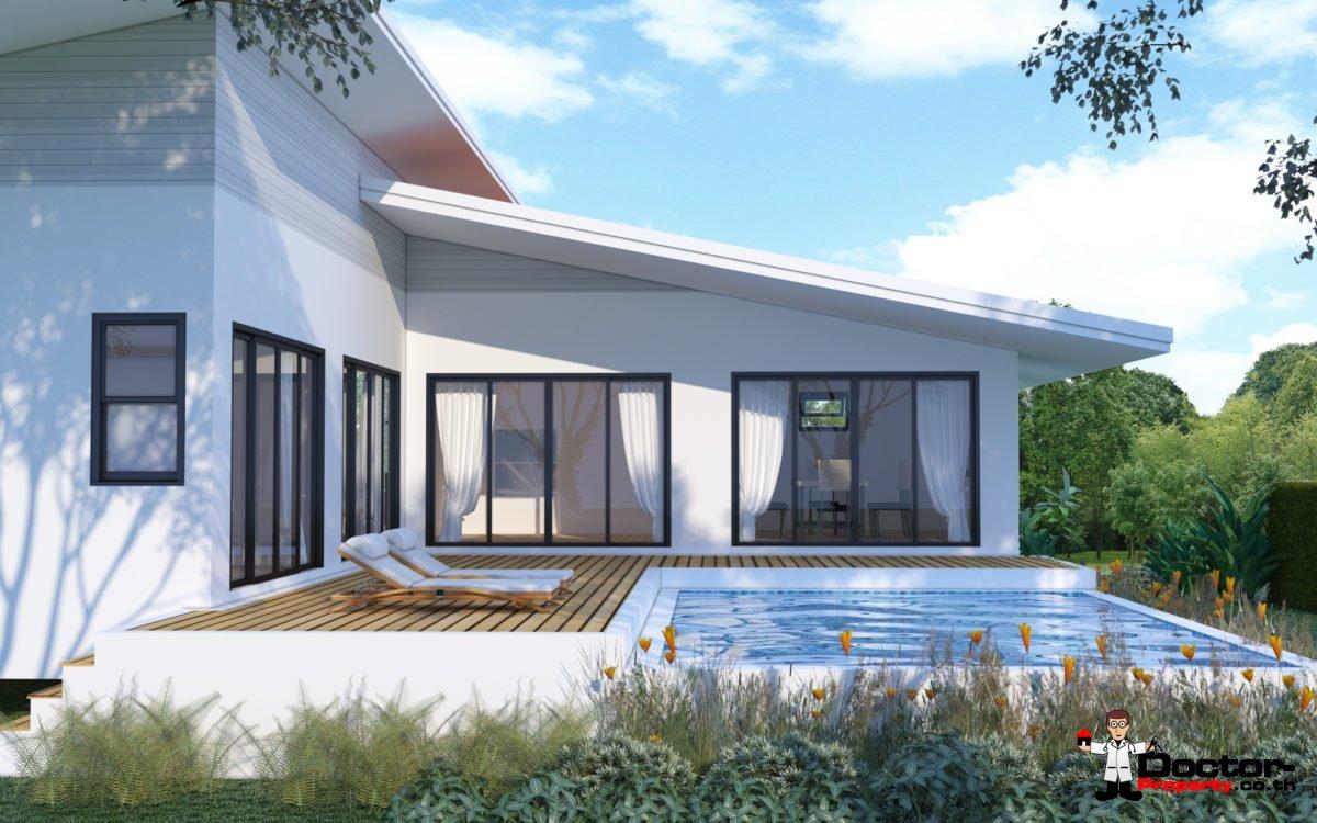 3 Bedroom Pool Villa - Lamai, Koh Samui - For Sale - Doctor Property Real Estate