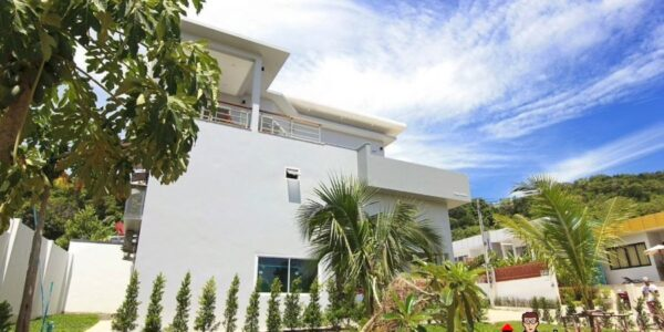 4 Bedroom Villa with sea view - Plai Laem Koh Samui - for sale