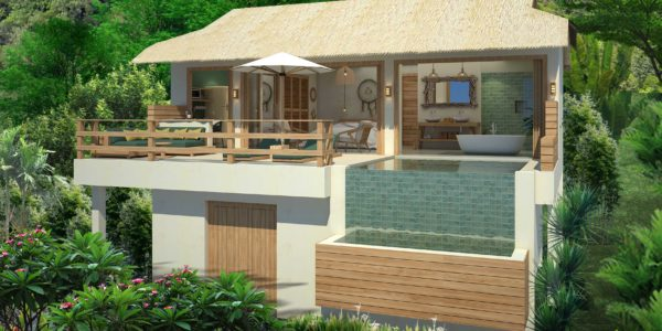 1 Bedroom Sea View Pool Villa - Lamai, Koh Samui - For Sale - Doctor Property Real Estate