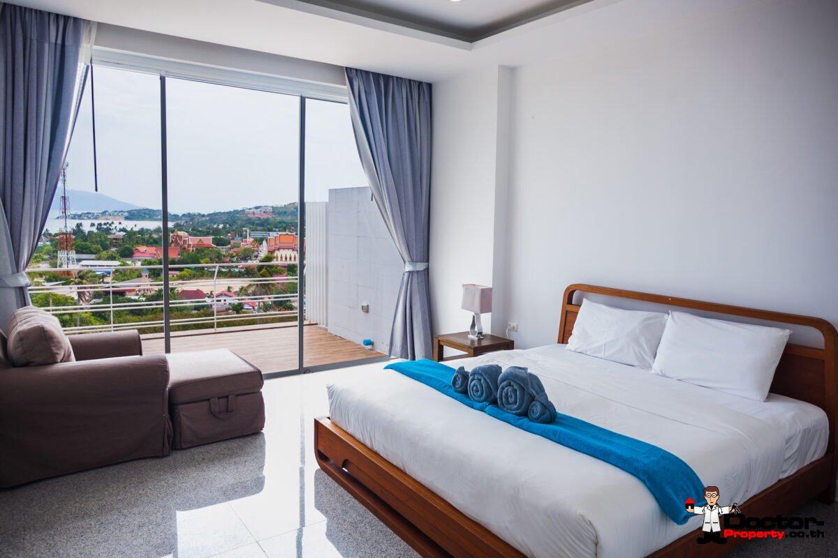 1 Bedroom Apartment with Sea View - Big Buddha, Koh Samui - For Sale1 Bedroom Apartment with Sea View - Big Buddha, Koh Samui - For Sale