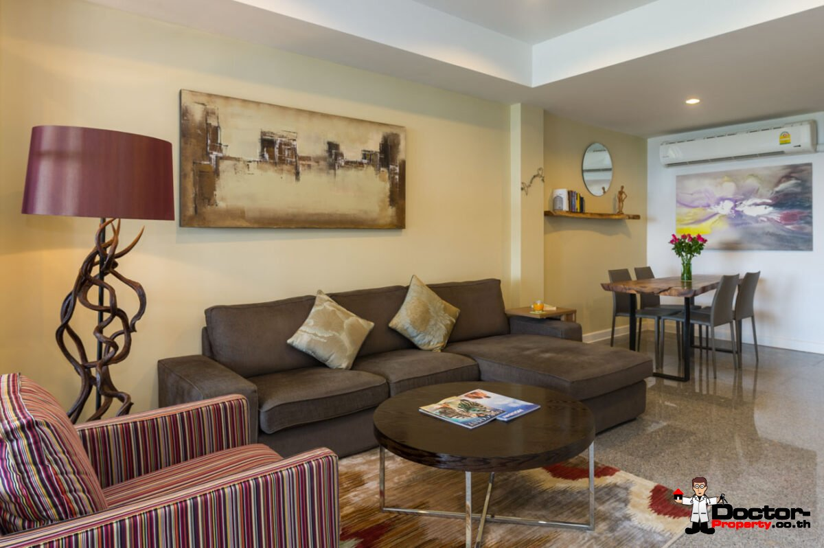 1 Bed Studio Apartment with Sea View - Big Buddha, Koh Samui - For Sale