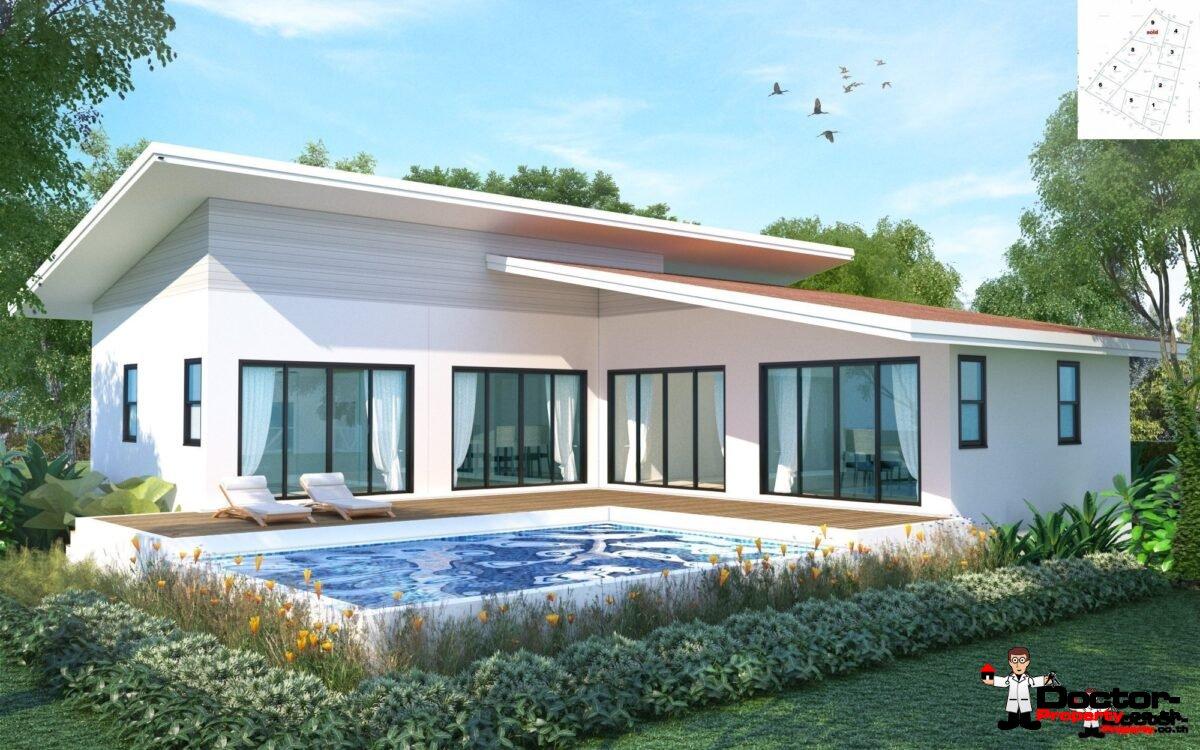 Piscine En Fibre De Verre A Vendre villa avec 3 chambres et piscine – lamai, koh samui – À vendre