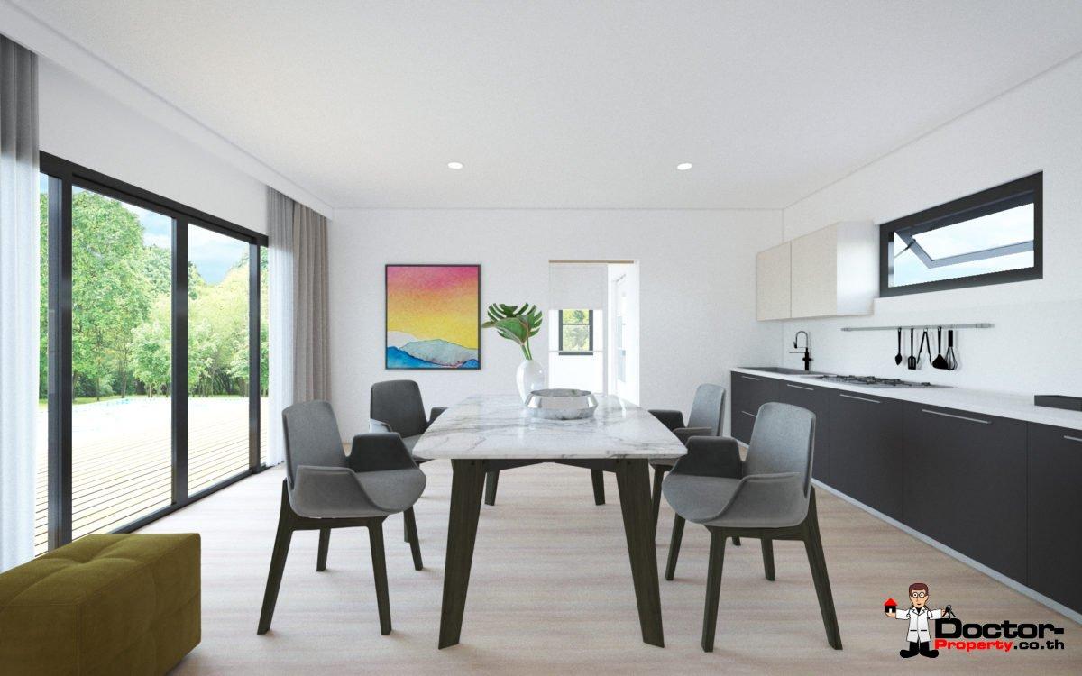 2 & 3 Bedroom Pool Villa - Lamai, Koh Samui - For Sale - Doctor Property Real Estate