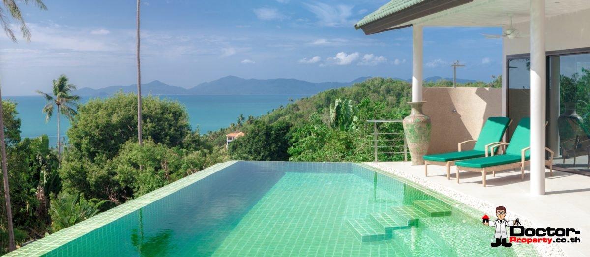 3 Bedroom Villa - Santi Thani / Bang Por - Koh Samui for sale - Real Estate Doctor Property