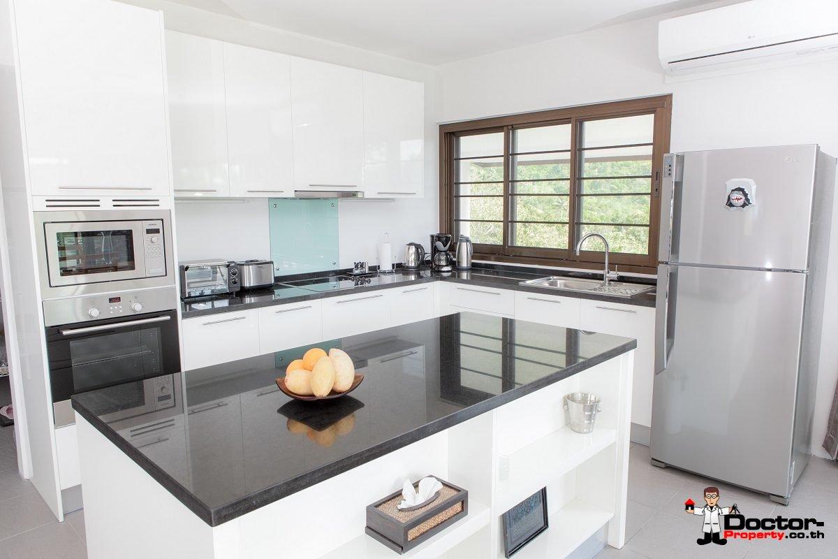 3 Bedroom Villa - Santi Thani - Bang Por - Koh Samui for sale - Real Estate Doctor Property