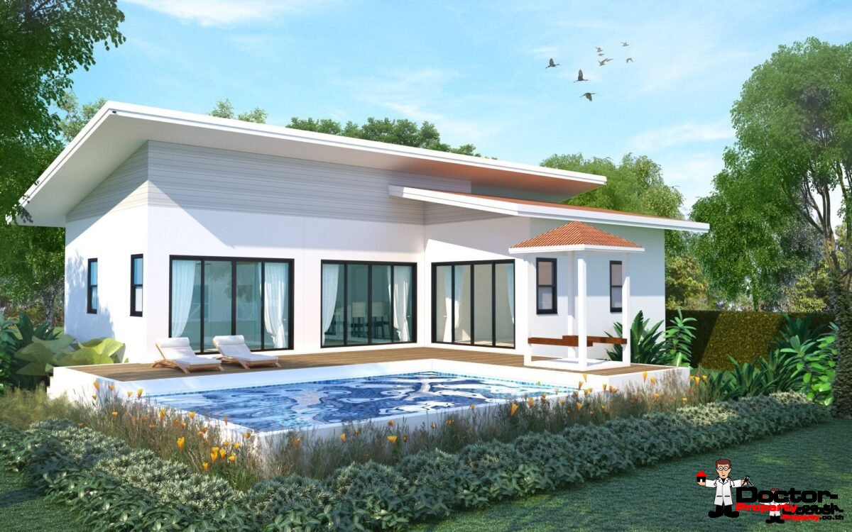 Piscine En Fibre De Verre A Vendre villa avec 2 chambres et piscine – lamai, koh samui – À vendre
