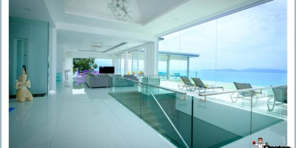 Stunning 4 Bedroom Pool Villa with Seaview- Mae Nam, Koh Samui - For Sale