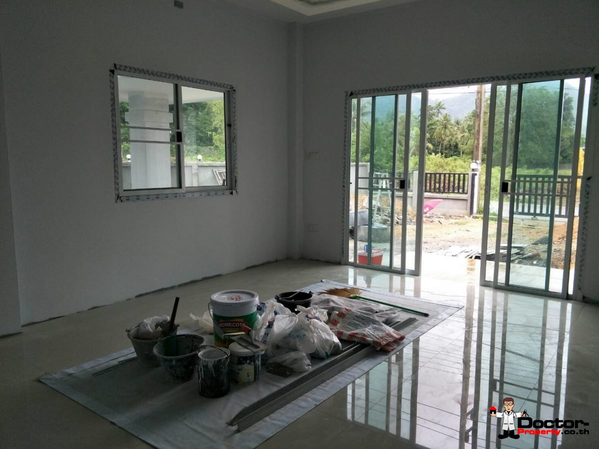 3 Bed House with Pool - Mae Nam, Koh Samui - For Sale