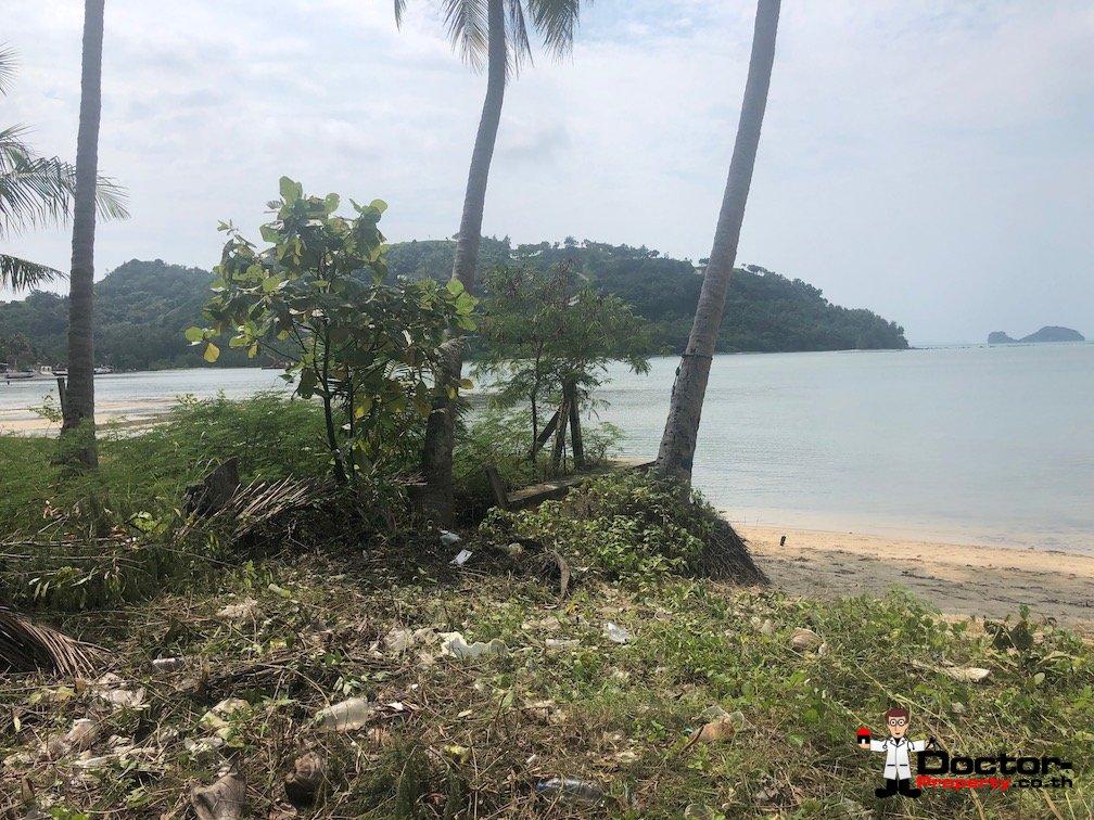 0.75 Rai of Beachfront Land - Taling Ngam, Koh Samui - For Sale