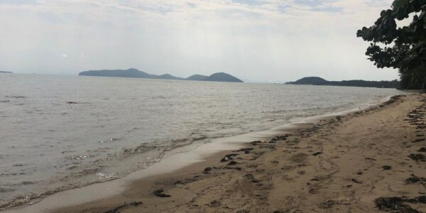 0.53 Rai Beachfront Land - Laem Set, Koh Samui - For Sale - Doctor Property Real Estate