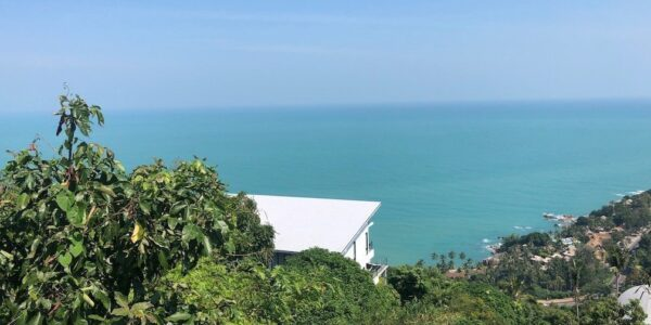 0.5 Rai of Seaview Land - Chaweng Noi, Koh Samui - For Sale