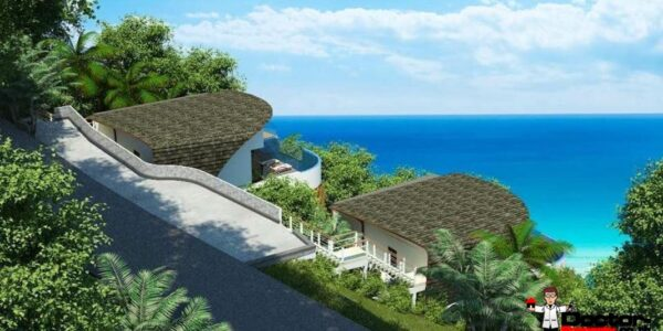 0.64 Rai Land with Sea Views - Laem Yai, Koh Samui - For Sale