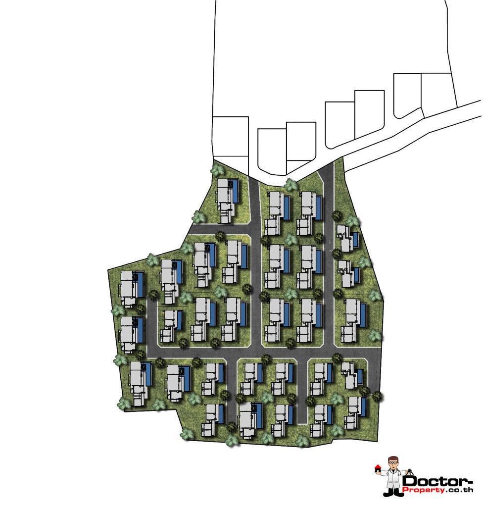 New Masterplan Chaweng Noi Villa for sale