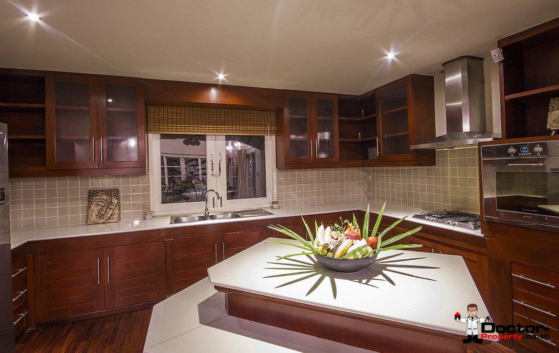4 Bedroom Pool Villa - Bang Rak, Koh Samui - For Sale - Doctor Property Real Estate