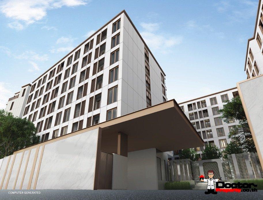 Apartment_for_sale_Bangkok_ Thonglor25_Sukhumvit55_Outside