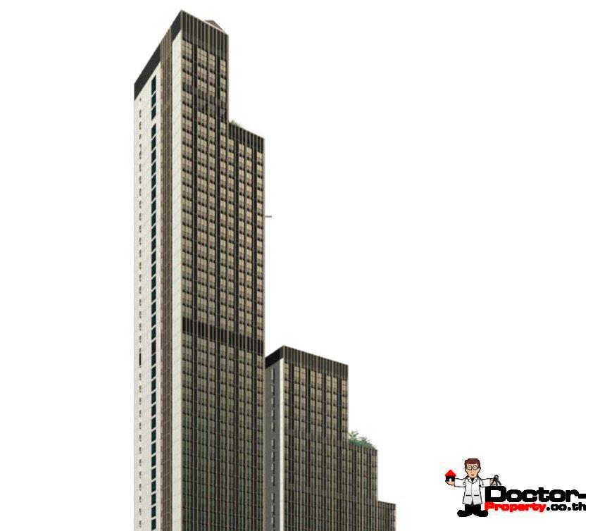 New 2 Bedroom Apartment in Sukhumvit 19 — Bangkok — for ...