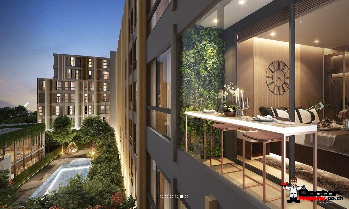 New 2 Bedroom Apartment Sukhumvit 77- Bangkok — for sale ...