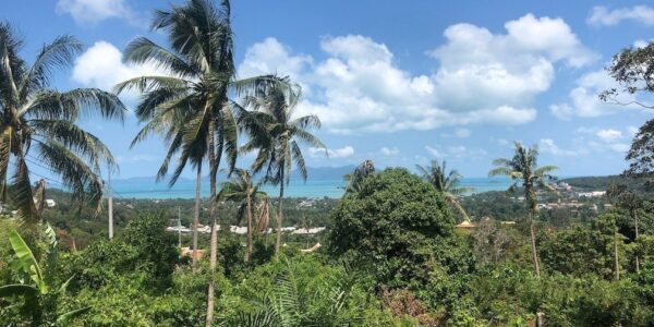 2 Rai of Seaview Land - Bo Phut, Koh Samui - For Sale