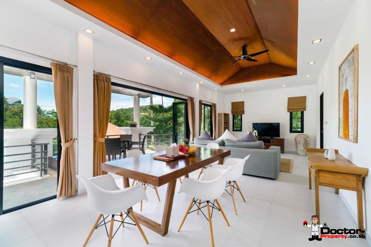 3 Bedroom Pool Villa - Chaweng Noi, Koh Samui - For Sale
