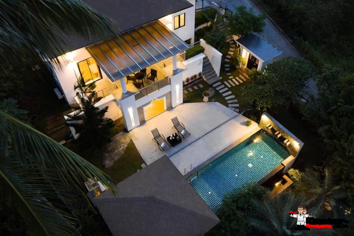 3 Bedroom Pool Villa - Chaweng Noi, Koh Samui - For Sale