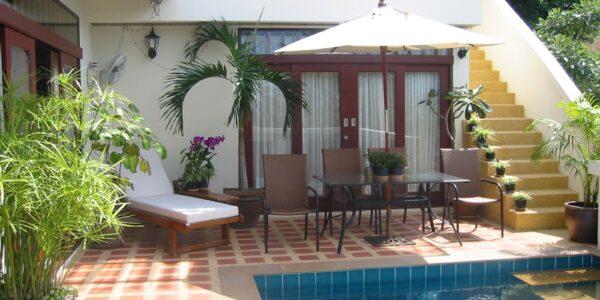 2 to 3 Bedroom Pool Villa with Sea Views - Bang Por, Koh Samui - For Sale