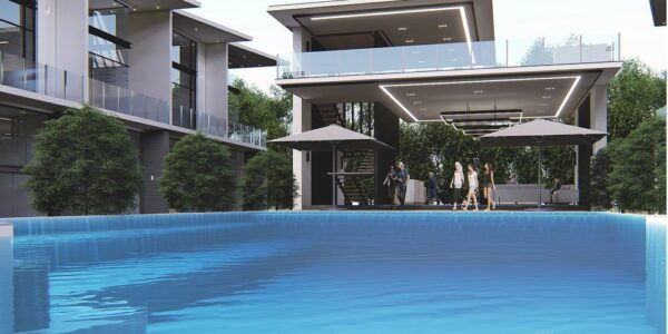 New 3 Bedroom Townhouse - Bang Rak, Koh Samui - For Sale