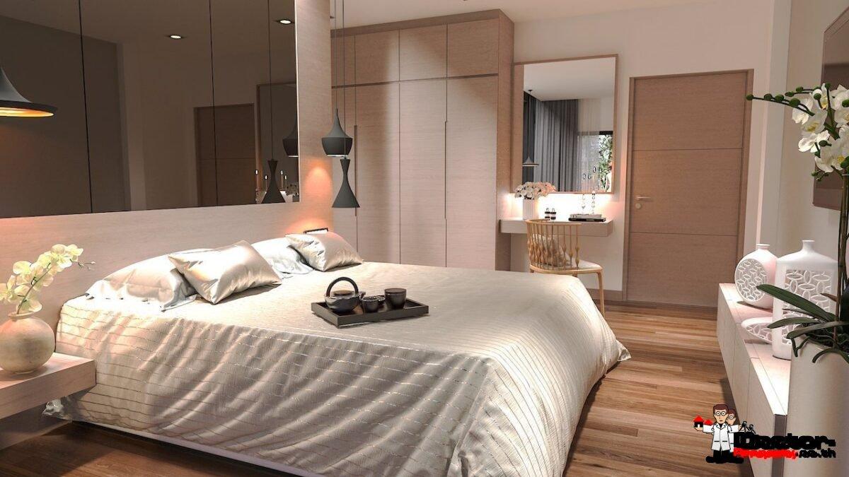 New 4 bedroom Pool Villas in Plai Laem, Koh Samui - For Sale