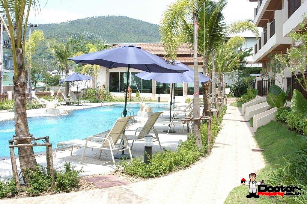 1 Bedroom Freehold Condo - Chaweng, Koh Samui - For Sale
