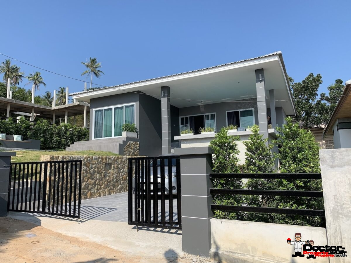 New 3 Bedroom Villa in Mae Nam, Koh Samui - For Sale